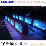 Mobiler LED-Bildschirm-LKW LED-Bildschirm-Taxi LED-Bildschirm-Bus LED-Bildschirm P5mm für das bewegliche Bekanntmachen