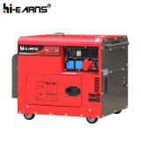 Air-Cooled Silent тип дизельный генератор (DG8500SE3)