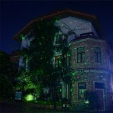 De openlucht Lichten van de Laser van de Tuin van Kerstmis/de Lichten van Kerstmis van de Laser van de Tuin Openlucht