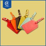 Имя пользовательского ID Card печать PU/PVC метки Метки багажного отделения