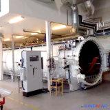 autoclave électrique de composés de chauffage de 3200X10000mm dans le domaine aérospatial