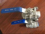 DIN259 스테인리스 2PC 스레드 공 벨브 종류 A