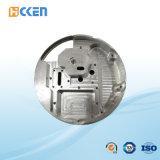明らかに製粉するOEMの精密CNCは機械で造られたアルミニウム部品を陽極酸化する