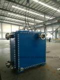 Wbh400 Warmtewisselaar van de Plaat van de Pakking van de Efficiency van de Overdracht van de Hitte van het Type van Plaat van de Visgraat de Hoge