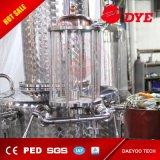 Destilador de elaboración de la cerveza de la cerveza de la calidad superior hecho a máquina en China