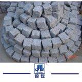 G603 naturale popolare Cubestone/Cobblestone/cubo/basalto/ardesia/pietra caduto/arenaria/paracarro/granito per il giardino/sosta/strada privata/mattonelle di pavimento/la pavimentazione esterni