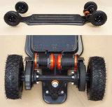 Piloter le moteur électrique de moyeu de la roue 2 de planche à roulettes