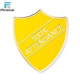 Protection personnalisée Attendence du Groupe de l'école SHAPE insignes