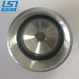L'écrou de fixation spécial en aluminium avec insert Filetage conique