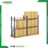 Het Rekken van de Pallet van het Pakhuis van het Metaal van de Plank van de Opslag van het pakhuis