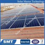 Toit de métal sur le toit en aluminium de rayonnage PANNEAU SOLAIRE PV solaire Système de montage sur panneau
