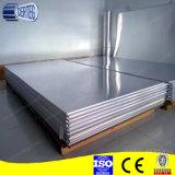7075 6061 6.063 folha de alumínio de tamanho pequeno para o molde