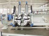 CNC Vier de Hoofd Plooiende Machine van de Hoek voor het Profiel van het Aluminium