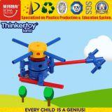 2017 aerei di costruzione del giocattolo di intelligenza ostruiscono i giocattoli