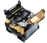 Máquina que empalma T-308X de Skycom (para el proyecto de la fibra de Matra)