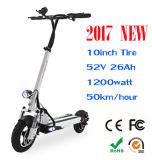 Light Weight Carbon Fiber Road Electric Scooter Bike Frame
