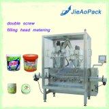 Enchimento do sem-fim duplo equipado para máquina de embalagem de pó (JA-30/50)