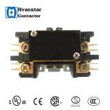 Contator definitivo 1.5 Pólo da finalidade 25 de 120V ampères de contatores da C.A.
