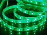 12V/24V indicatore luminoso di striscia di colore verde SMD3528/SMD5050