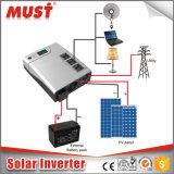 Солнечный инвертор 2400va в DC солнечной системы 24V