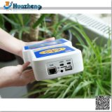 Detector parcial de alto voltaje portable Handheld de la descarga de Hzpd-9209A