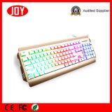 Профессиональные водонепроницаемый проводной игровой клавиатуры