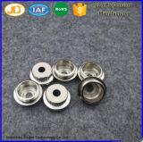 Анодируйте части CNC алюминиевого наушника подвергая механической обработке поворачивая