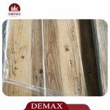 Matériau 100% de PVC et plancher simple de vinyle de couleur