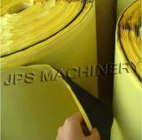Fita e espuma de Jps-500tq Adehsive que laminam a máquina de estaca horizontal