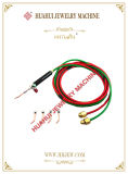 Peu de flambeau avec 5 Conseils hh-SD01, torche de soudage de Bijoux, Bijoux Huahui Machine & fabrication de bijoux Outils et équipement de bijoux & Goldsmith Outils
