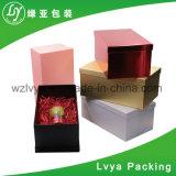 Rectángulo de empaquetado de papel del caramelo del rectángulo del té del rectángulo del chocolate del rectángulo de regalo del rectángulo del tubo de papel de lujo del vino