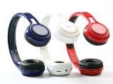 Los auriculares Bluetooth de alta definición con radio FM y reproductor de Carf TF