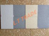 Подгонянные малые каменные зерна, шикарные плитки пола бежевого & серого & белого цемента цветов искусственние