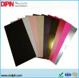 Два цвета пластика ABS лист на материалы