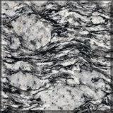 Granit blanc d'onde de mer de granit de la Chine pour l'étage et le mur