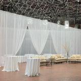Трубы и подворачивает фоне комплекты шторки свадьбы Палатка для события