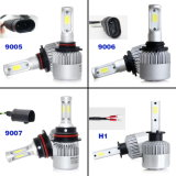 8000lm indicatore luminoso automatico 9005 dell'automobile LED 9006 faro della lampadina di H7 LED H11