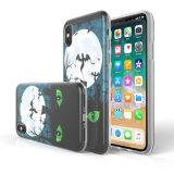Kundenspezifischer Telefon-Deckel des Drucken-IMD TPU für iPhone X