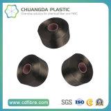 300D 600D 1000d/PP de fils de polypropylène noir pour le tissage et tricotage