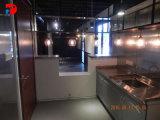 レストランの容易なInsalling-Cilcのモジュラー容器の喫茶店、プレハブのレストラン、容器の家DIY