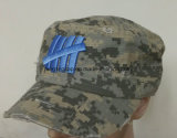 Выражая глубокое сожаление вымыта Camo военных Red Hat с вышивкой логотипа