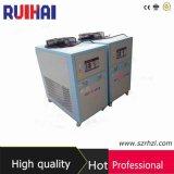Banho de têmpera+Baixo ruído + compressor chiller Industrial