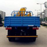 Тележка электрической платформы тележки 4*2 платформы Dongfeng 4*2 воздушная