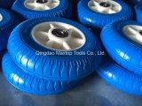 China 250-4 Maxtop espuma de PU LADO DA RODA DO CARRINHO