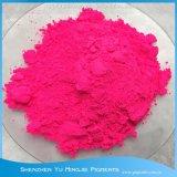 Couleurs brillantes de résines pour encres d'impression de pigment fluorescent