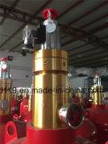 Sistema automático del extinguidor de la cabina Hfc227ea de la fuente de la fábrica de la garantía de calidad