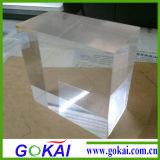 Prezzo acrilico trasparente pulito facile competitivo dello strato del rifornimento di Gokai