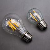 lampe du globe DEL de filament de bille de golf de 4W 2700K E27 G45