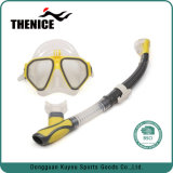Snorkel Snorkelling Anti-Fog do mergulho do mergulho autónomo da máscara do vidro Tempered