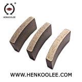 Scherpe Hulpmiddelen van de Steen van het Blok van de fabriek de In het groot Marmeren voor het Segment van de Diamant